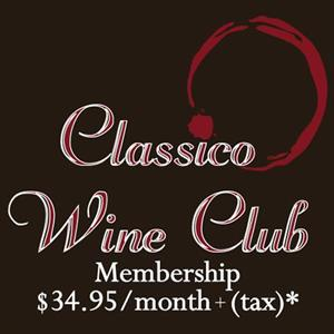 Classico Wine Club Membership