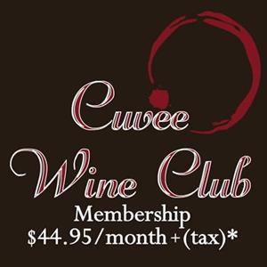 Cuvee Wine Club Membership